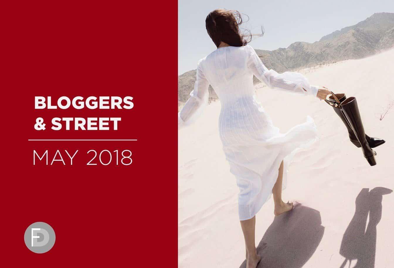 Bloggers & Street May 2018