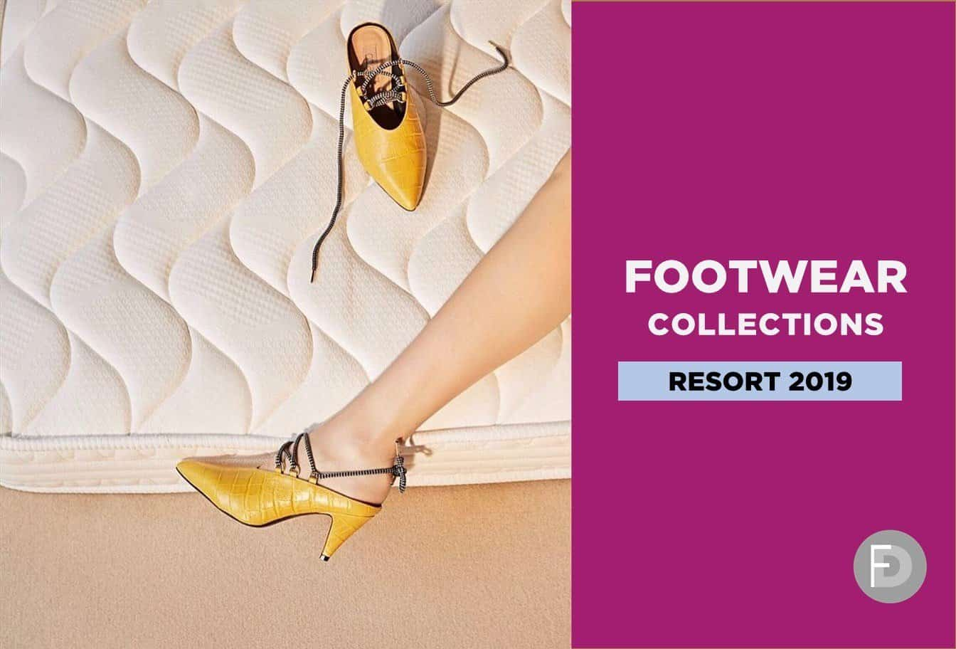 Women's Footwear collection Resort 19