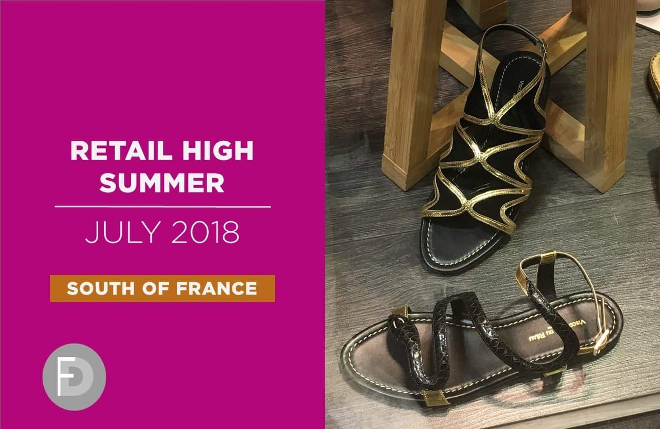 Retail High Summer SS19 – South France Special