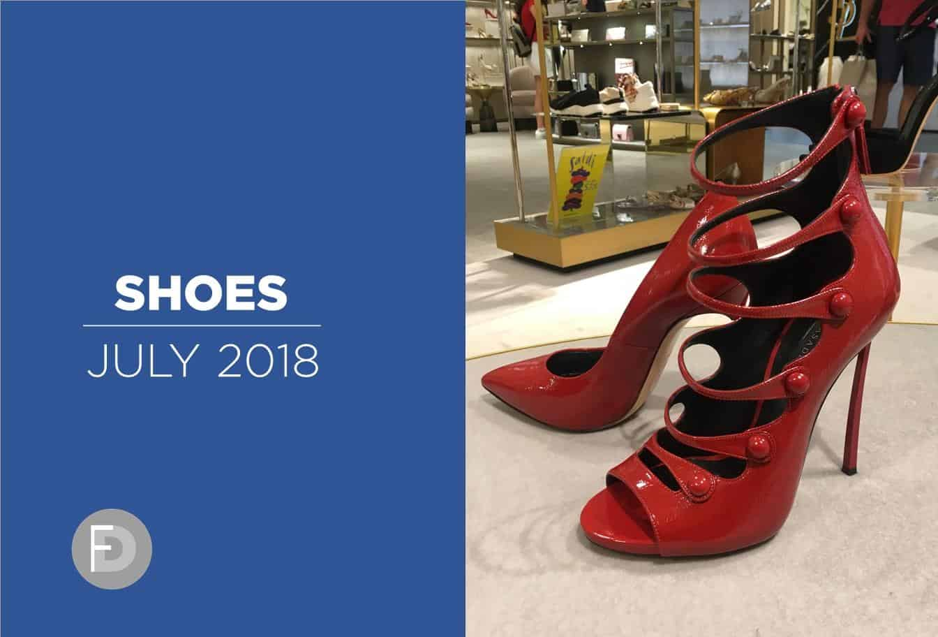 best womens shoes july 2018
