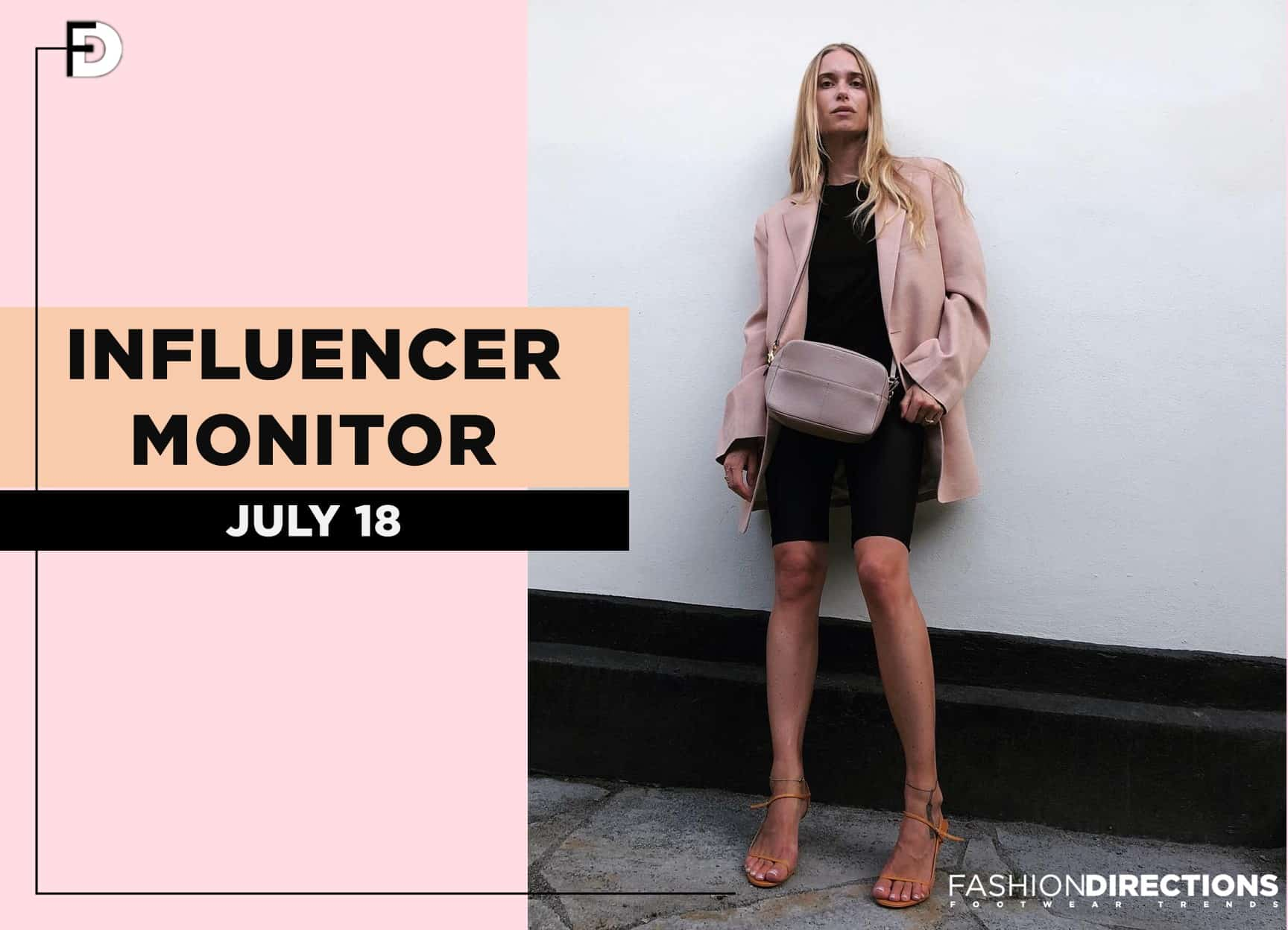 Influencers Monitor July 2018