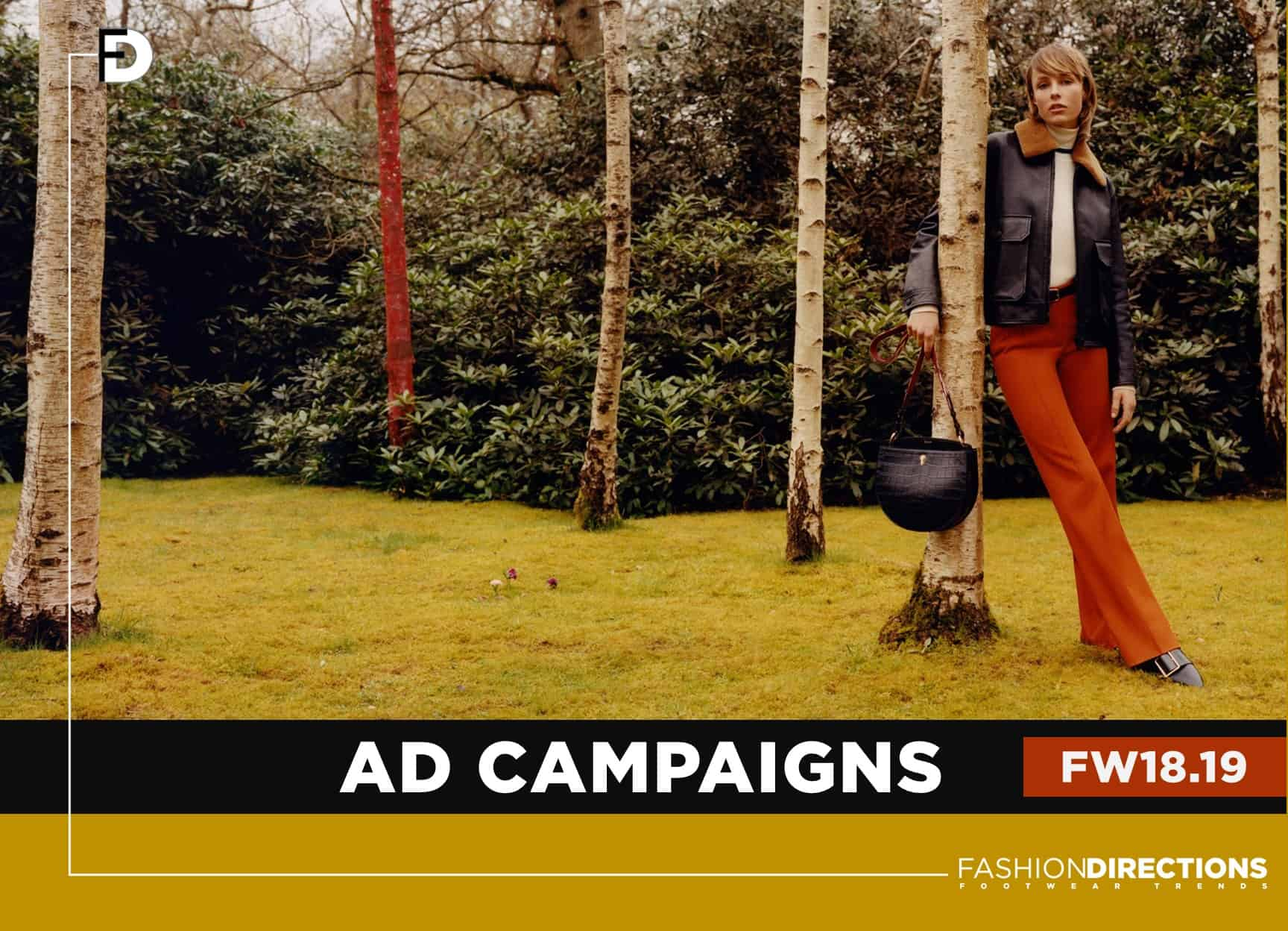 Ad Campaigns FW18/19 – Part 1