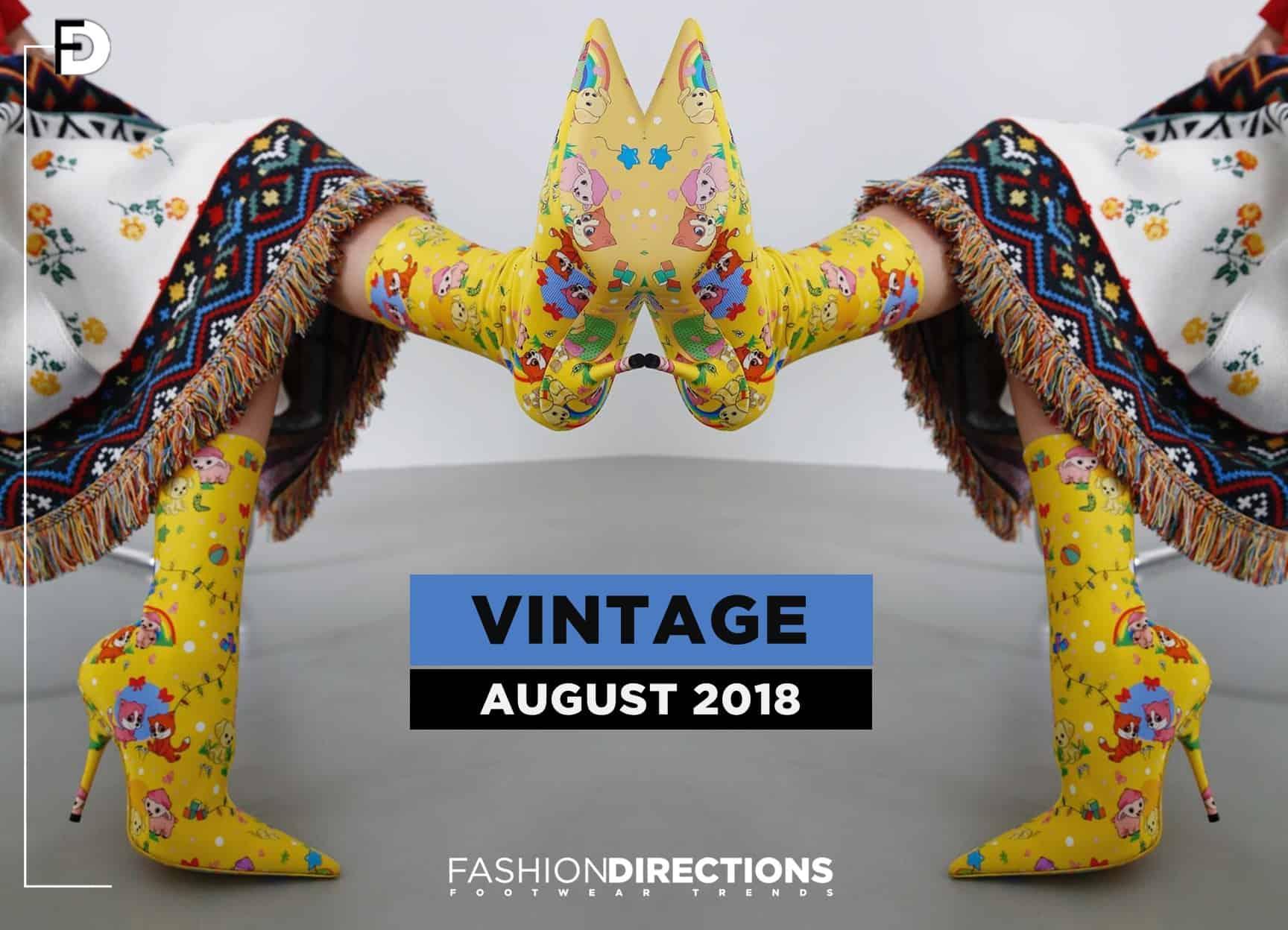 Vintage Shoes 2018