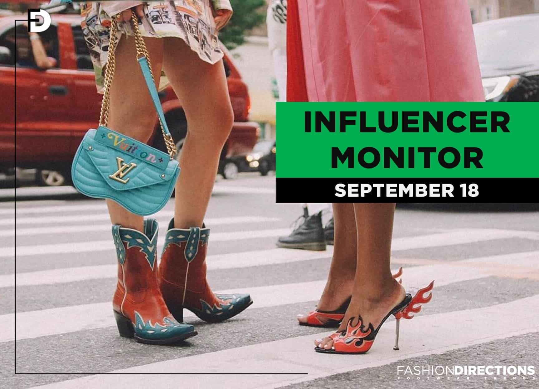 fashion influencers september 2018