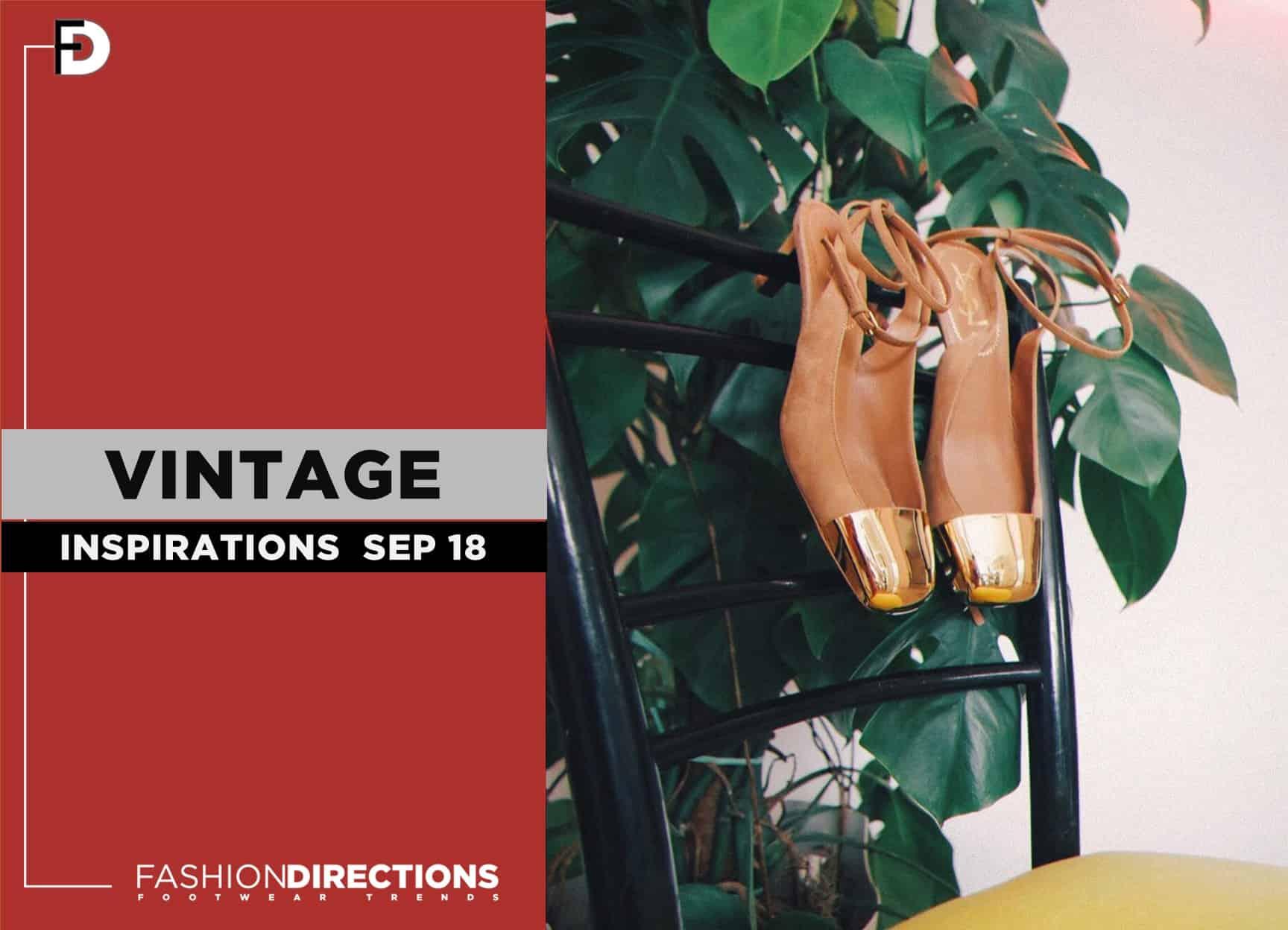vintage shoes inspiration 2018
