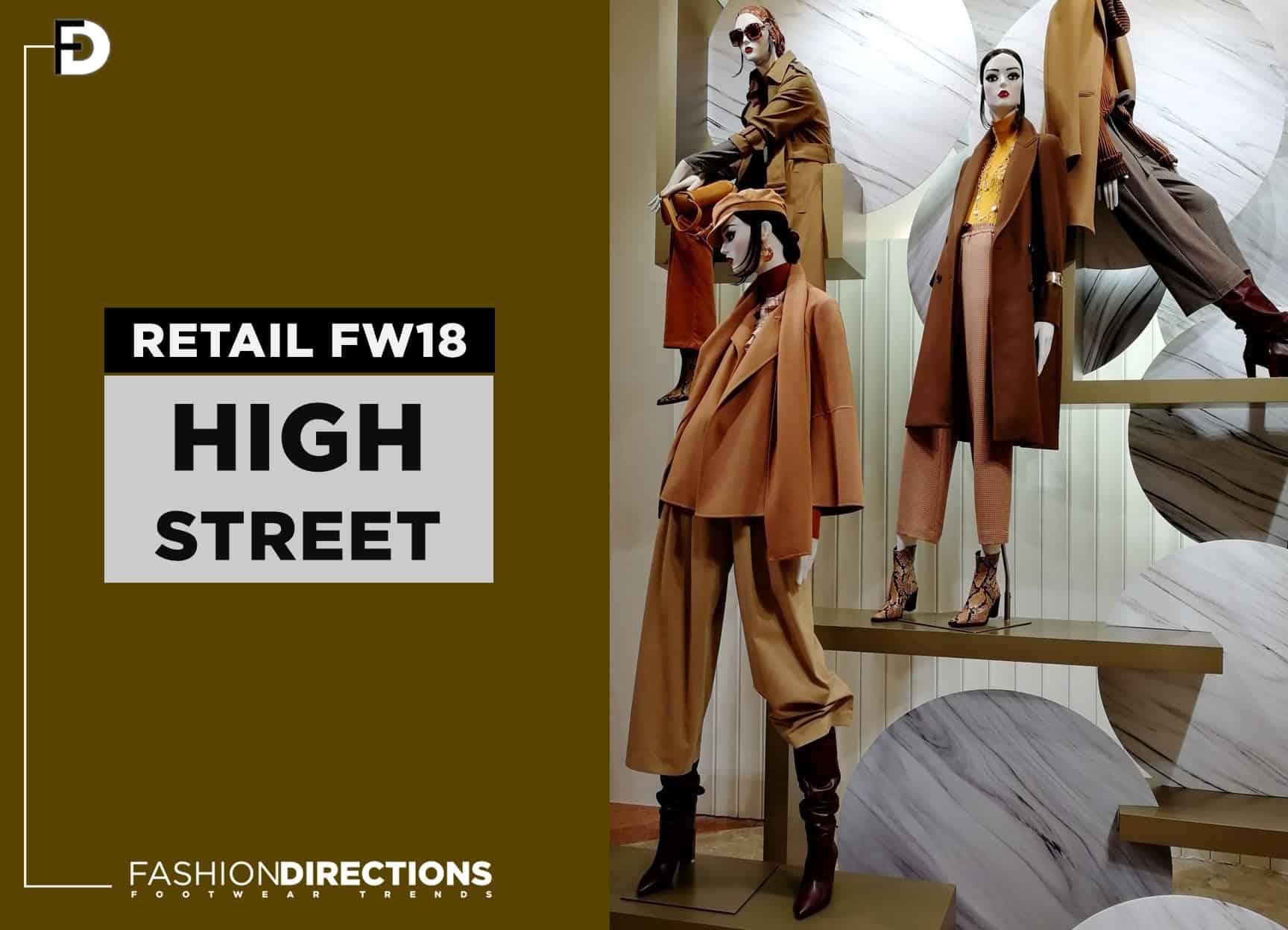 Retail High Street FW18