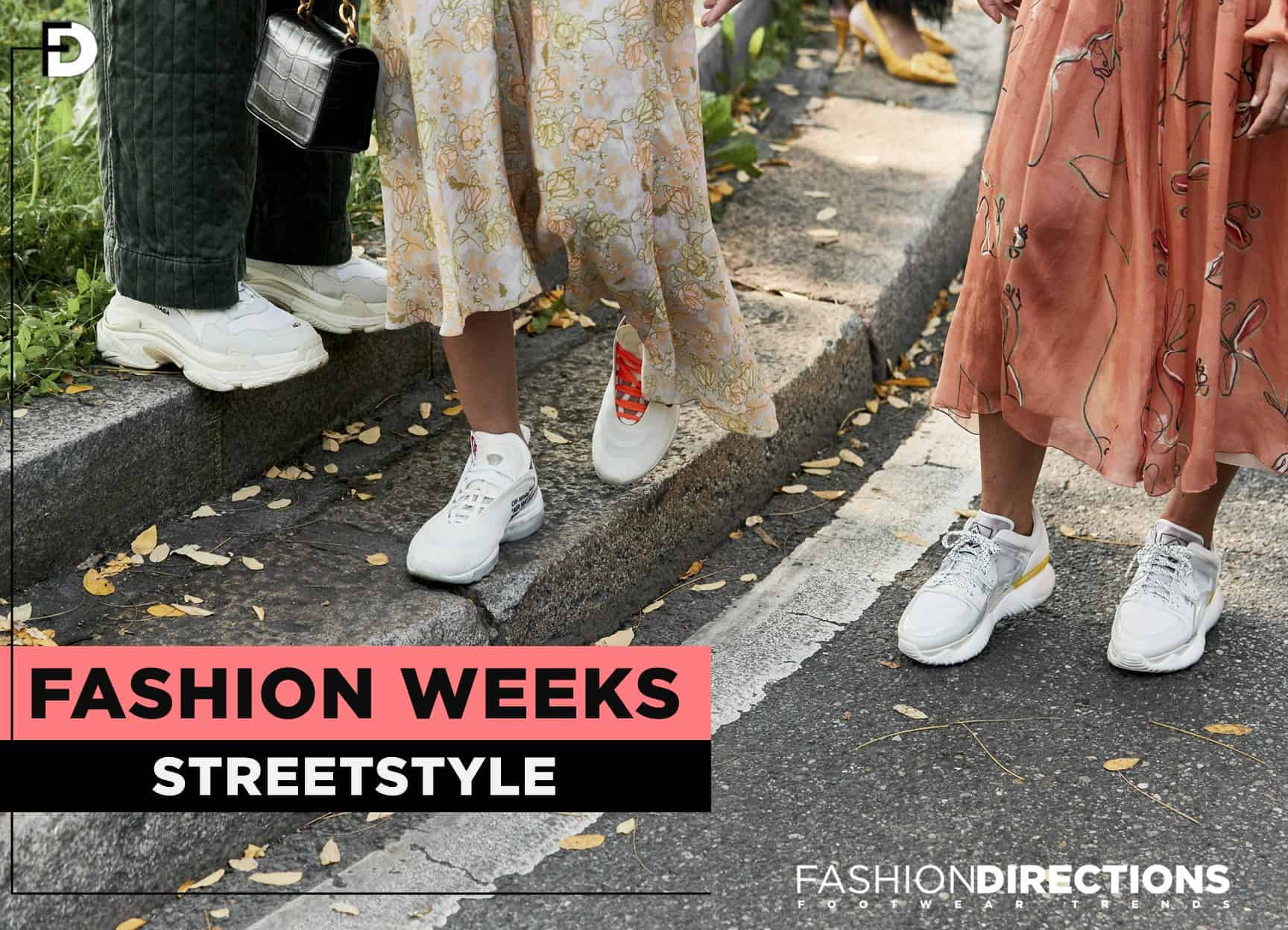 SS19 streetstyle fashion weeks