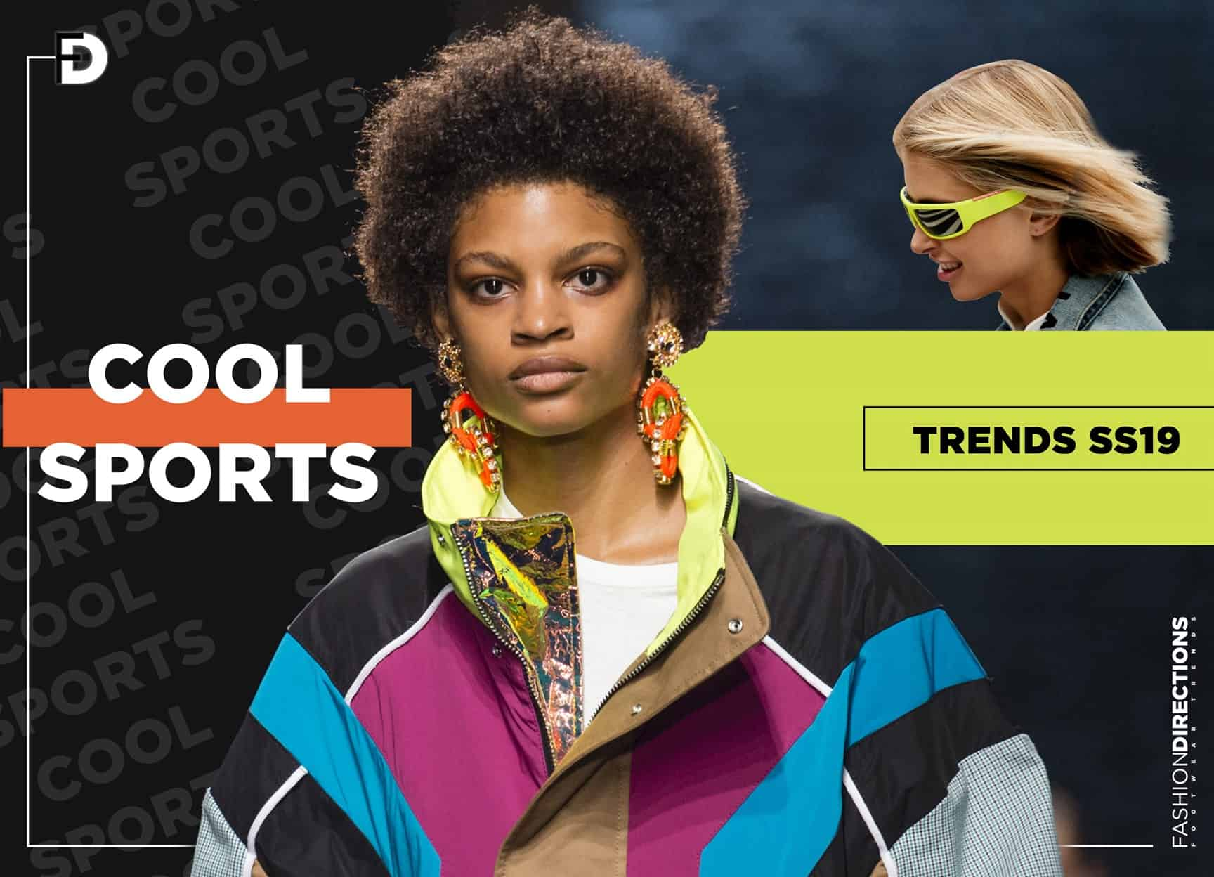 SS19 trends Cool sports