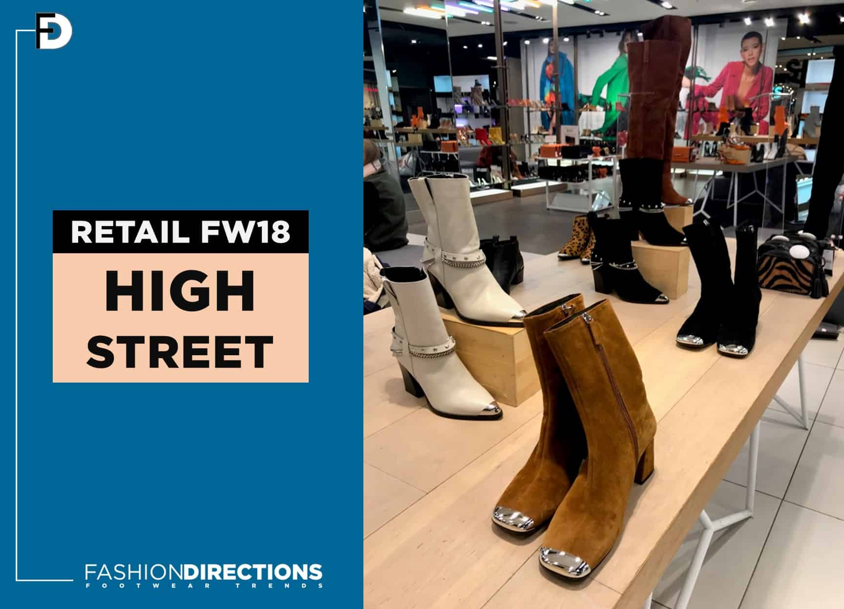 W 18 Retail Stores Shoes High Street November 2018