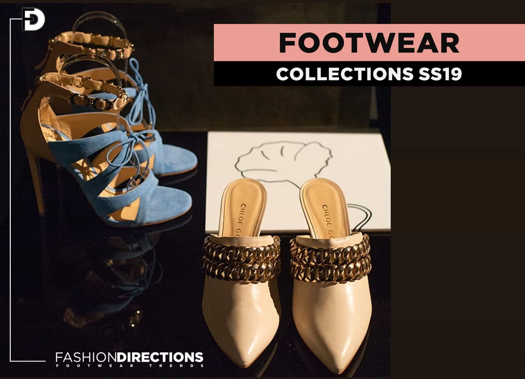 ss19 womens footwear collections october 2018