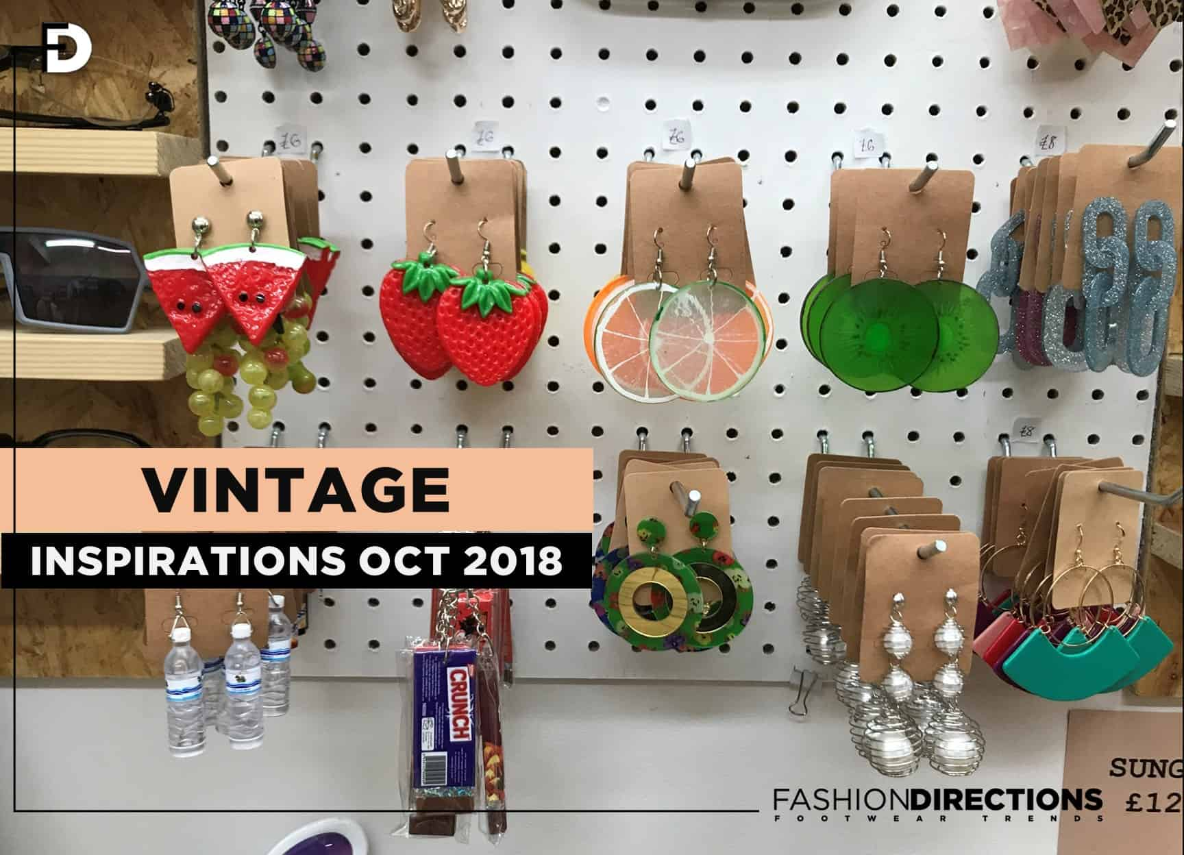Vintage shoes inspiration october 2018 2019