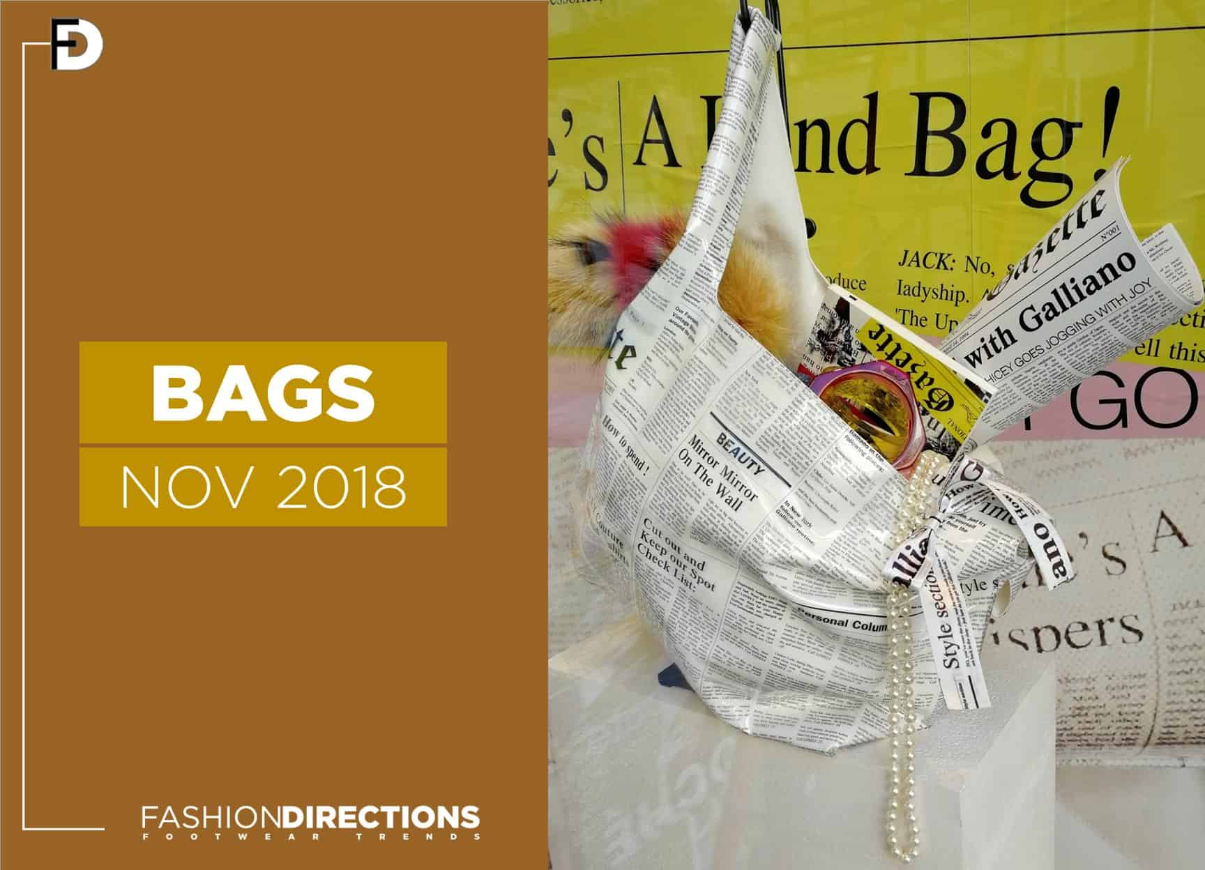 handbags trends ss19