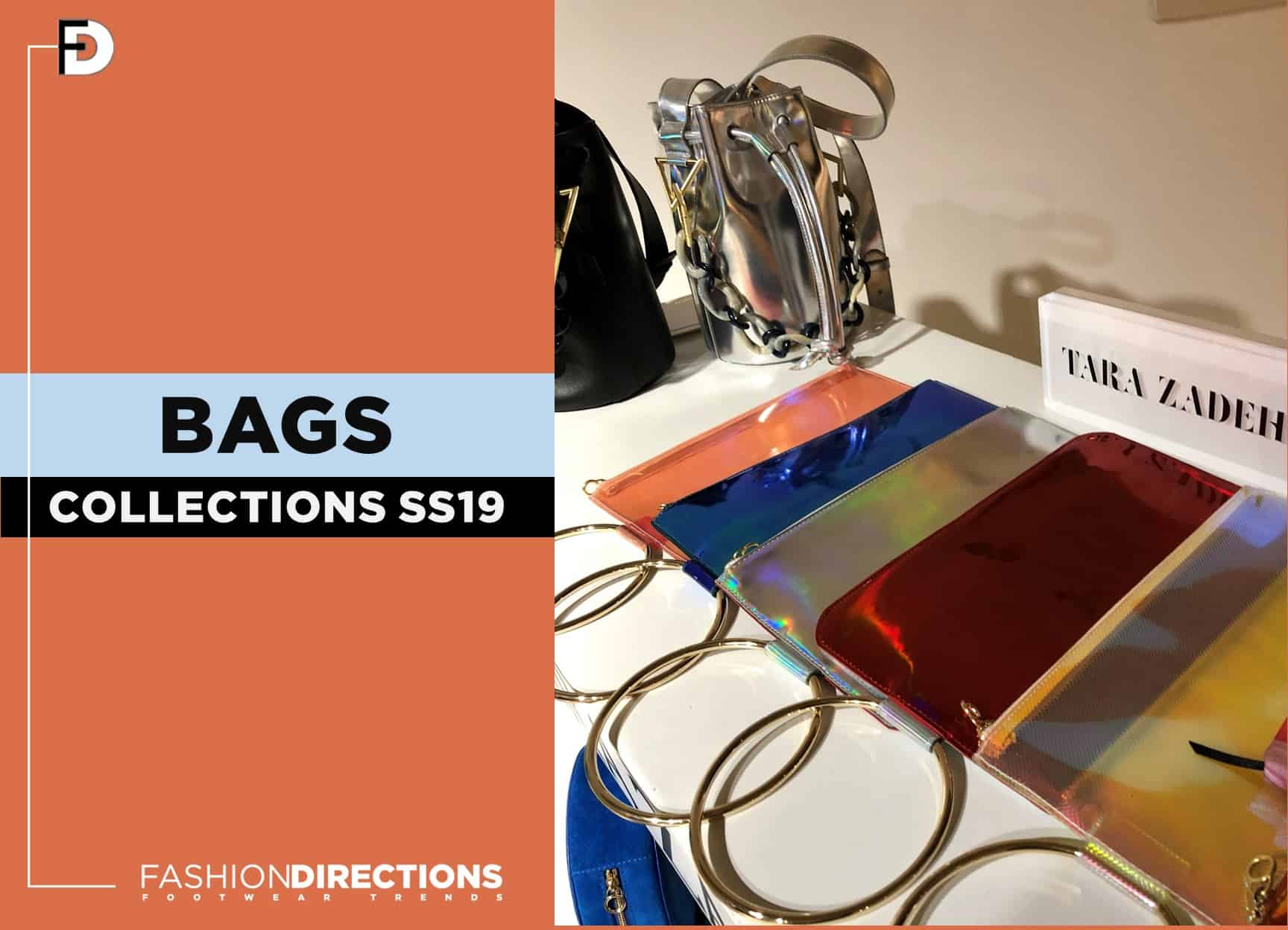 SS19 Bags Collections
