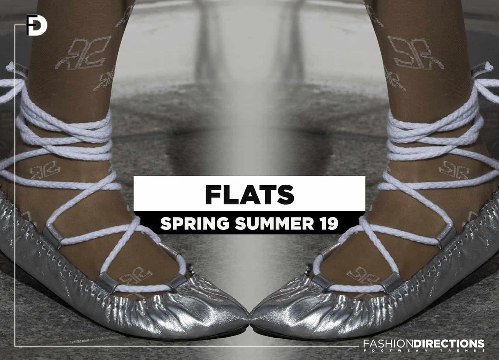 ss19 Flats spring summer 2019