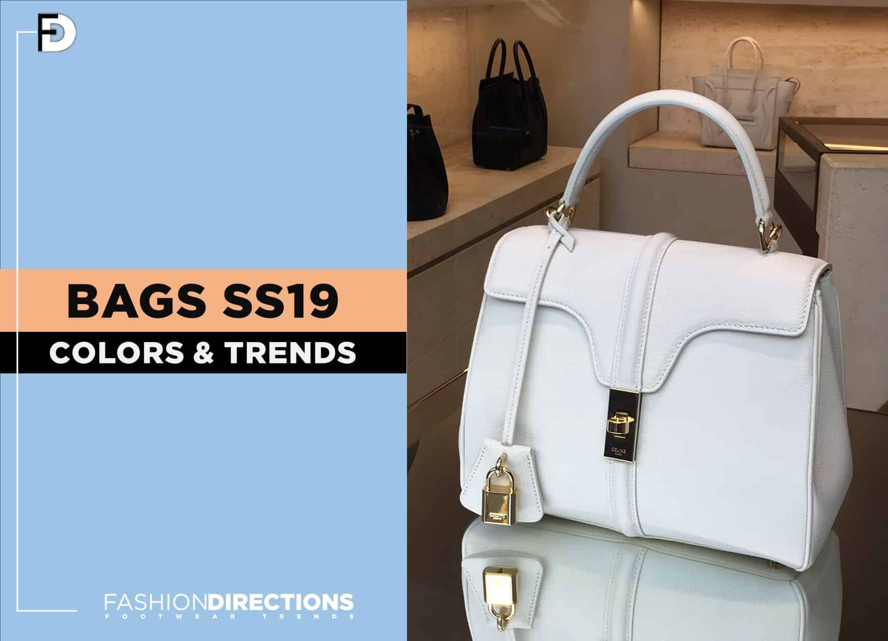 Womens Handbags Trends SS19 1