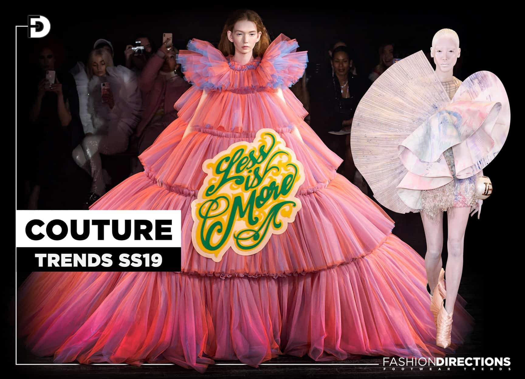 Haute Couture ss19 trends 1