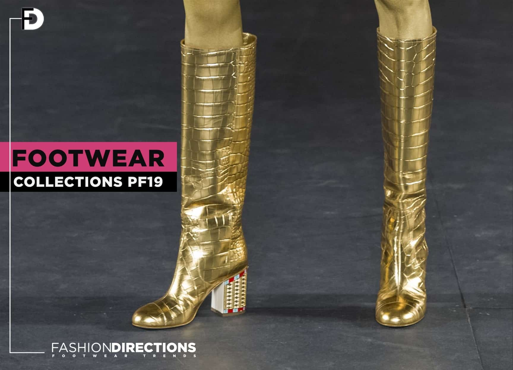 PF19 Womens Footwear Collecctions 2019 1