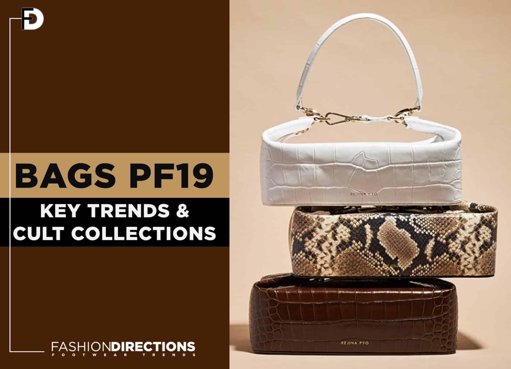 Women Handbags design trends 2019 1