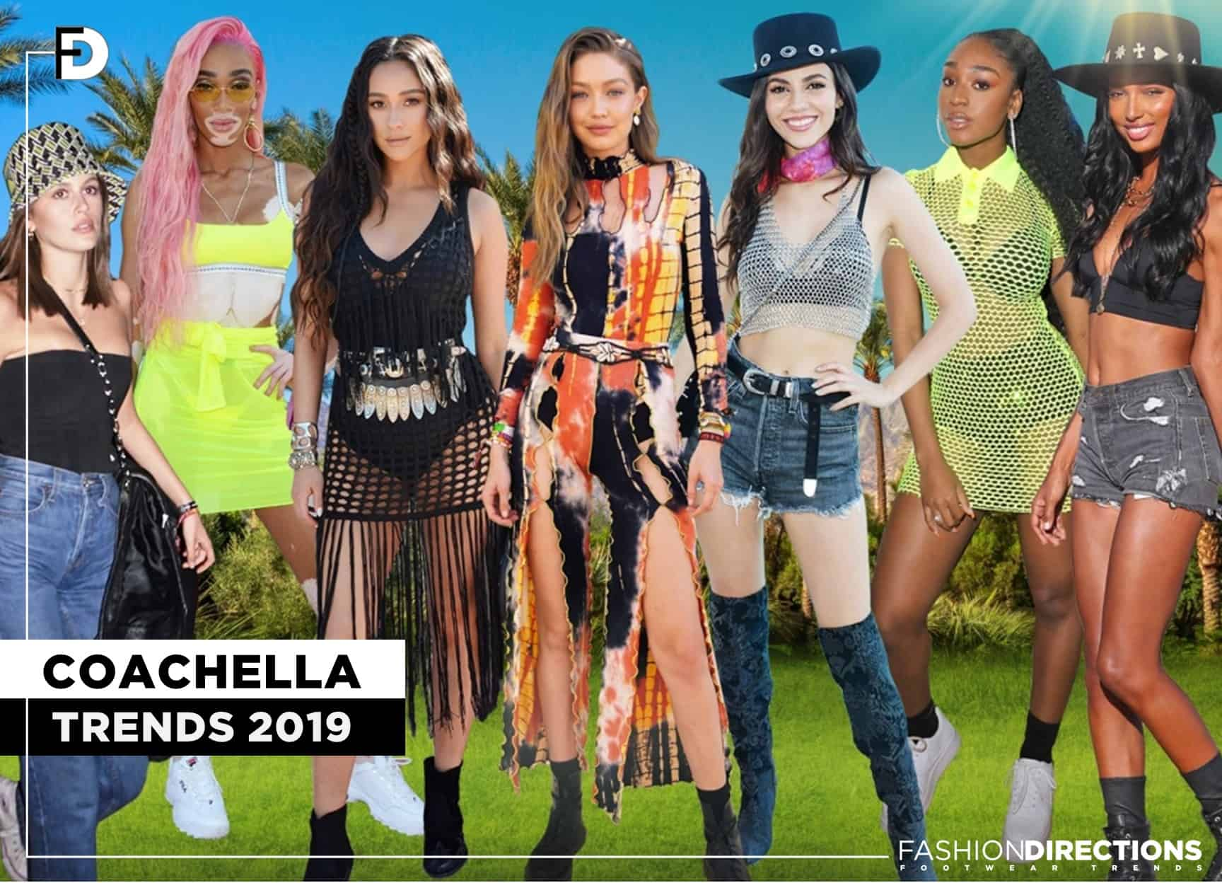 Coachella 2019 trends 1