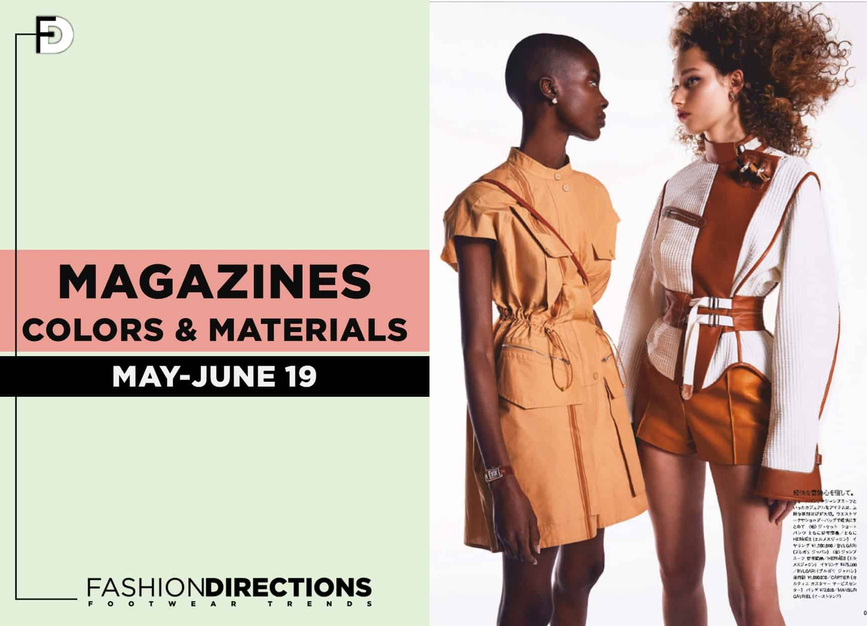 Fashion Editorials June 19 1
