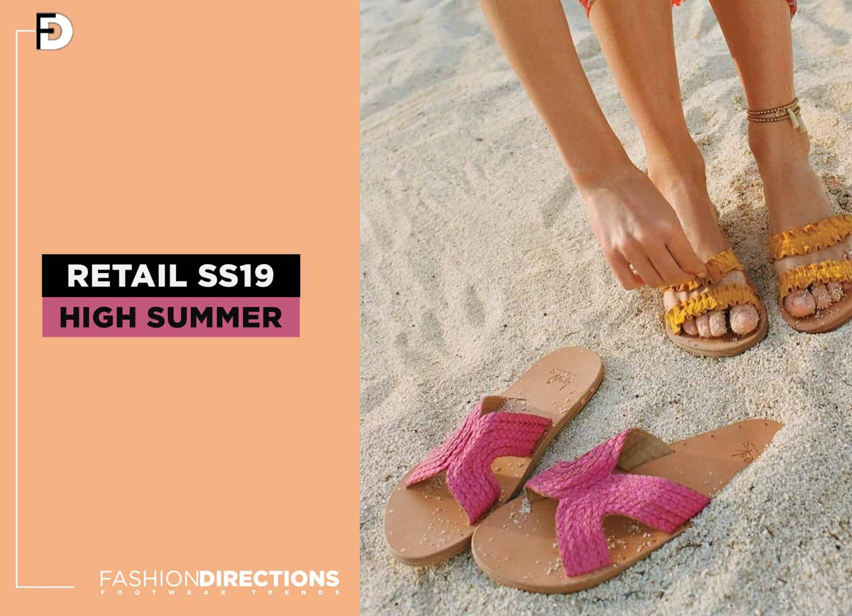 SS19 Womens shoes in retail stores June 2019 1