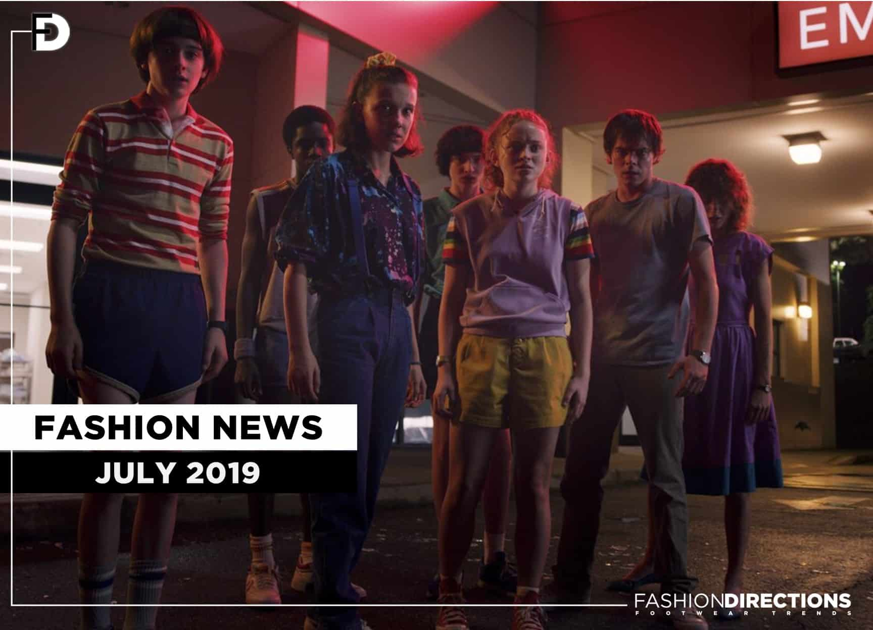 Fashion Footwear News July 2019