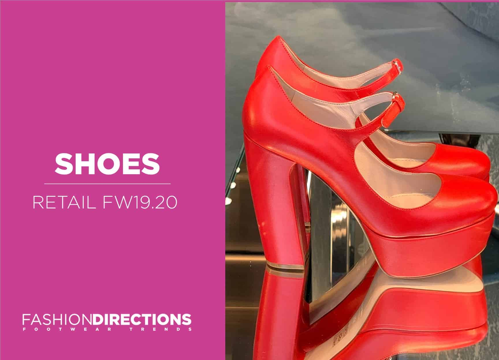 Womens Shoes Fw19.20 Images