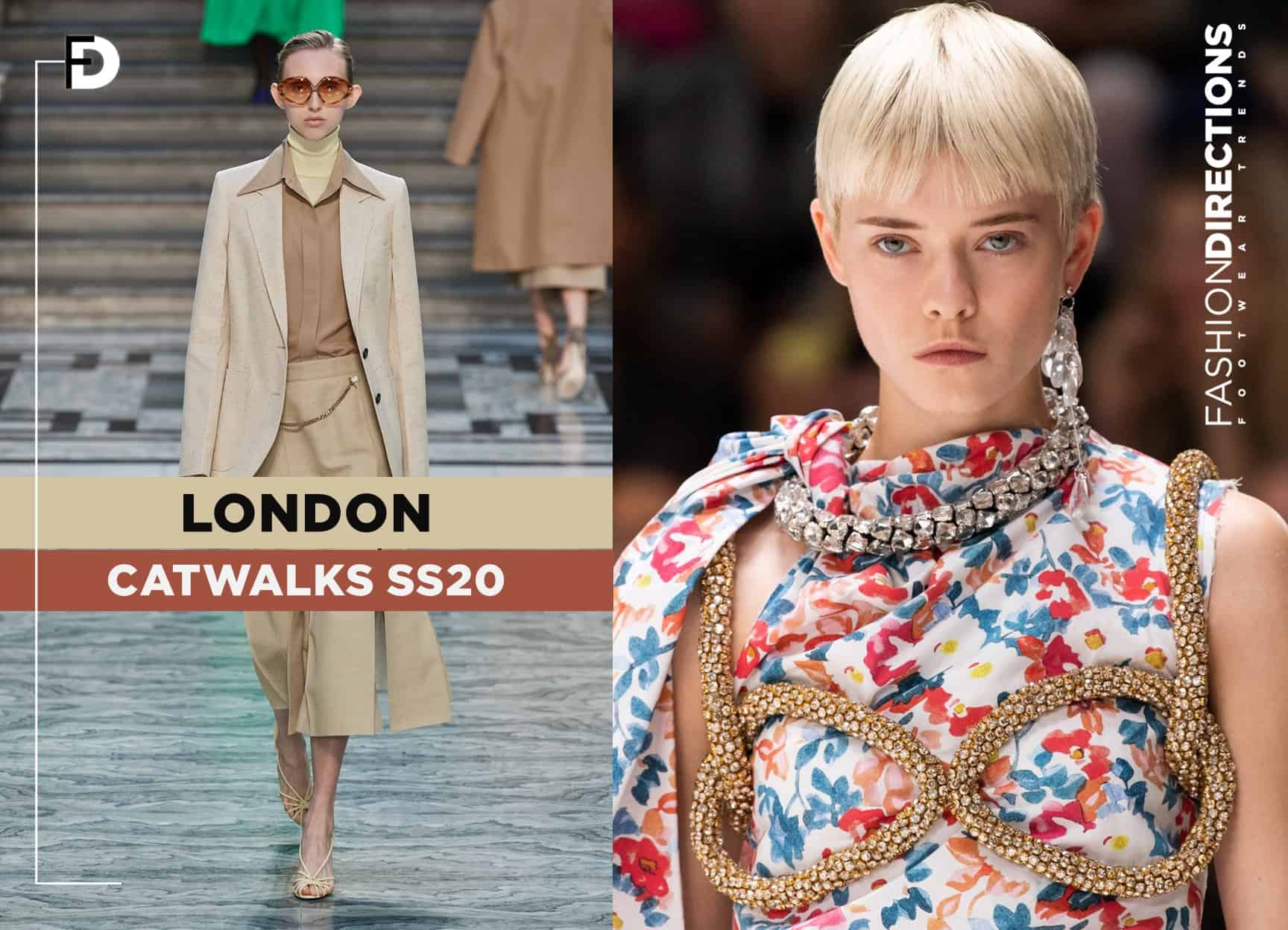 Catwalks London SS20