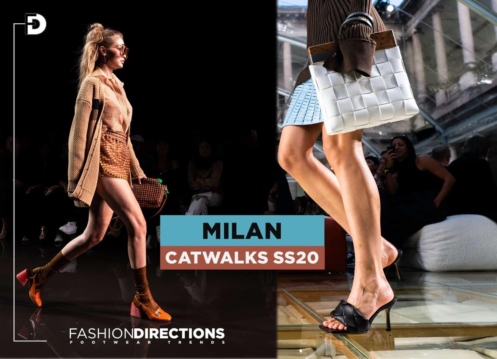 Milan SS20 Catwalks 1