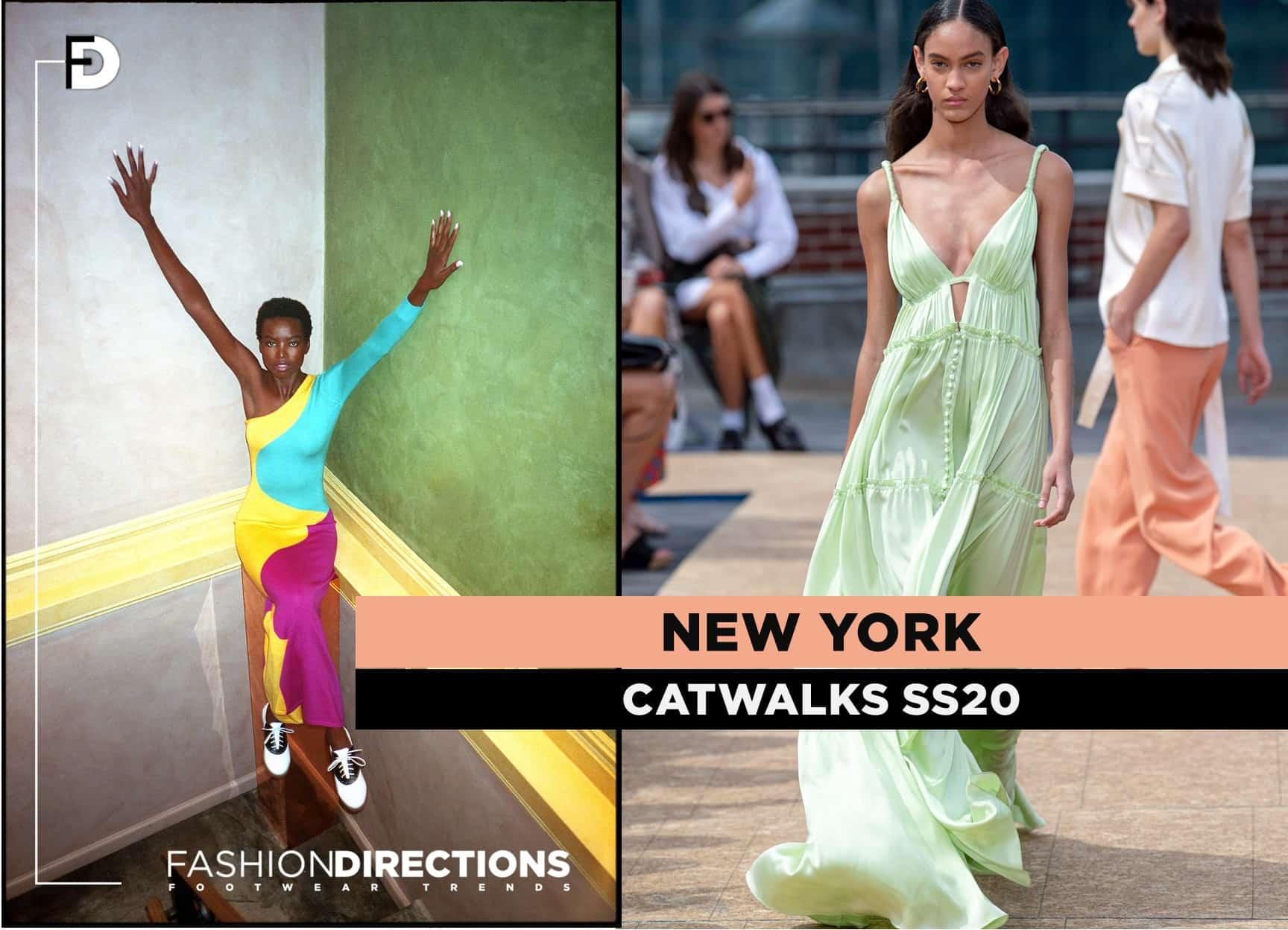 NEW YORK CATWALKS SS20